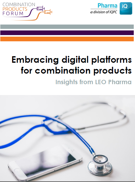 Embracing Digital Platforms for Combination Products