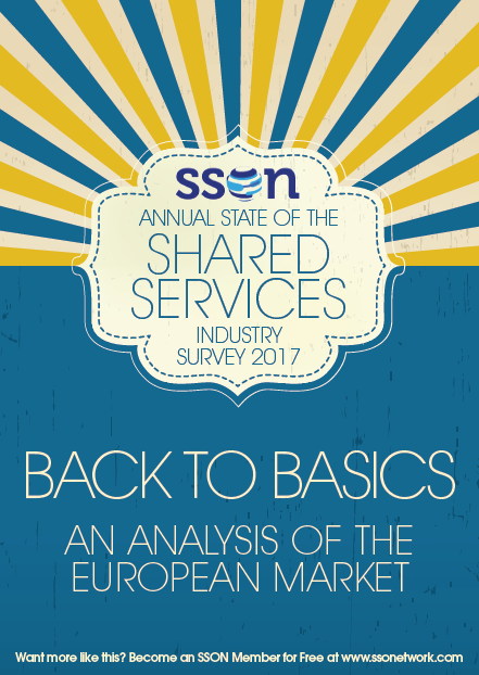 SSON European State of the Shared Services Industry Report