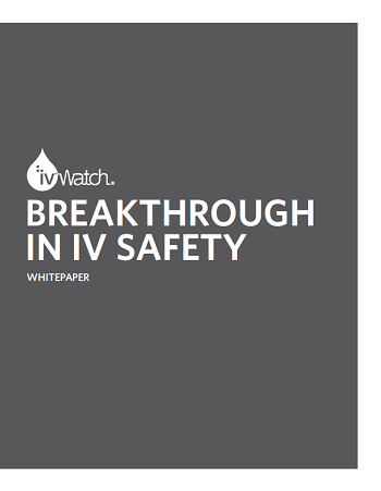 Breakthrough in IV Safety