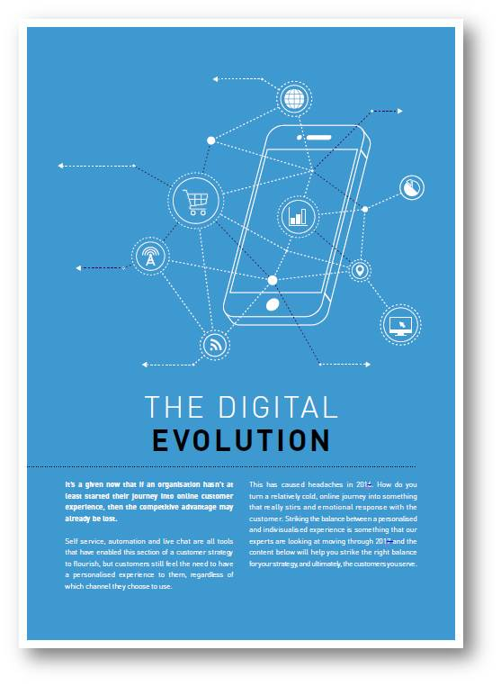 The Telecoms Customer: Digital Evolution