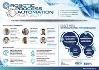 Robotic Process Automation Asia 2017