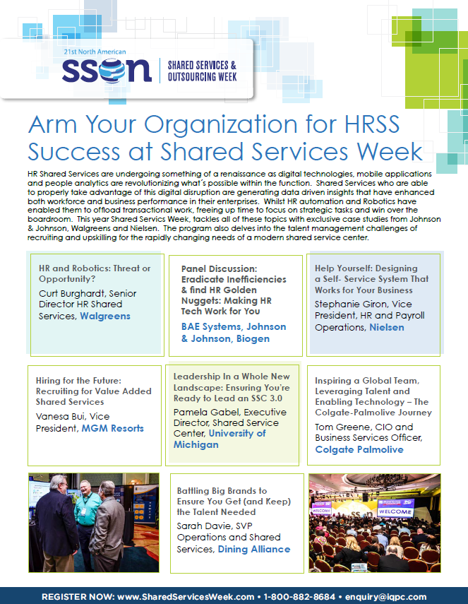 A Spotlight on HR at SSOW