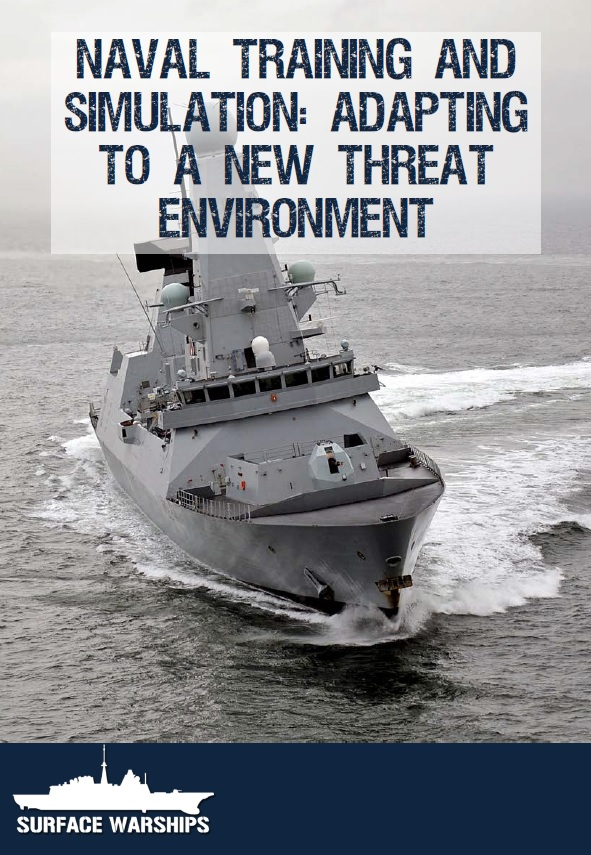 Naval training and simulation: Adapting to a new threat environment