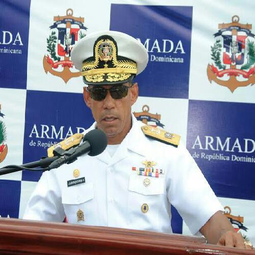 Vice Admiral Félix Alburquerque Comprés