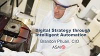Digital Strategy through Intelligent Automation