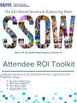 Attendee ROI Toolkit