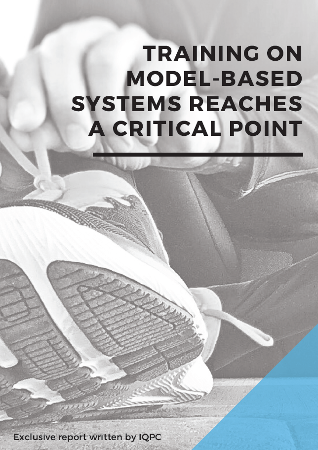 Report - Training on Model-Based Systems Reaches a Critical Point