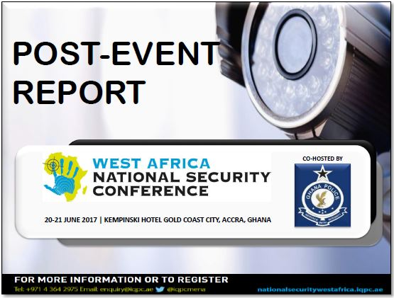 West Africa National Security Conference 2017 Post-Event Report