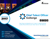 Chief Talent Officer Exchange Agenda