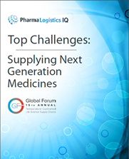Top Challenges Report: Supplying Next Generation Medicines