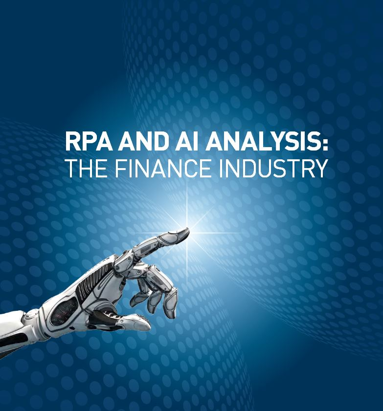 RPA and AI in the finance industry: An analysis