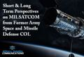 Perspectives on MILSATCOM from Former Army Space and Missile Defense COL