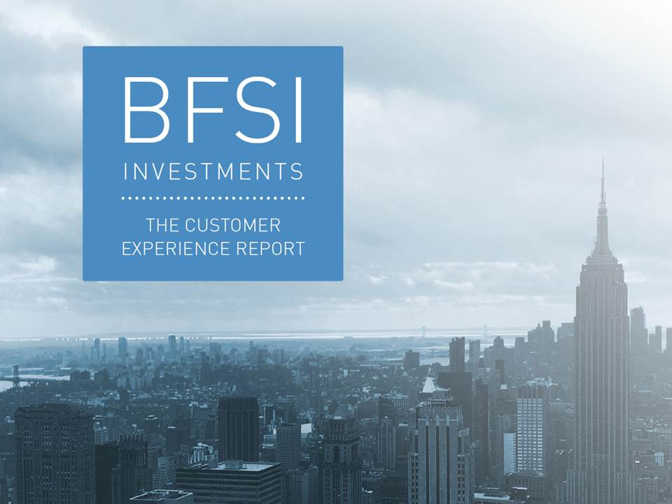 BFSI Investments: The CX Report