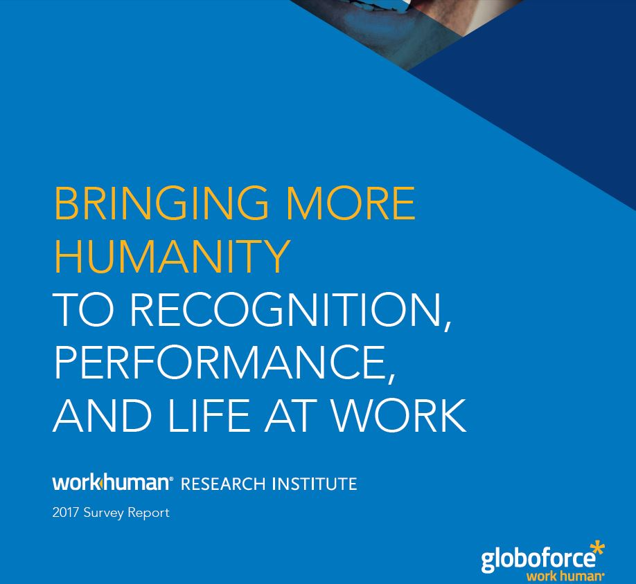 Bring More Humanity to Recognition, Performance and Life at Work