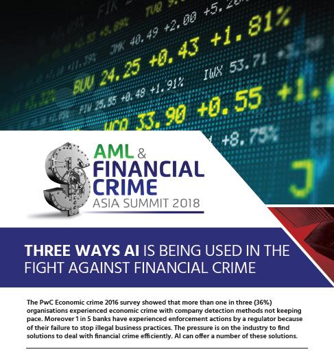 Three Ways AI is Being Used in the Fight Against Financial Crime