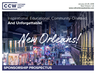 CCW Winter 2018 Sponsorship Prospectus - Todd