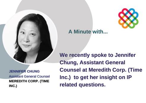 Thank you for downloading the full 60 Second Interview with Jennifer Chung