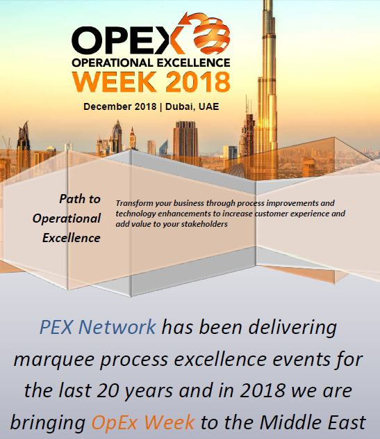 OPEX Middle East Draft Agenda