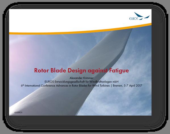 EUROS GmbH: Rotor blade design against fatigue