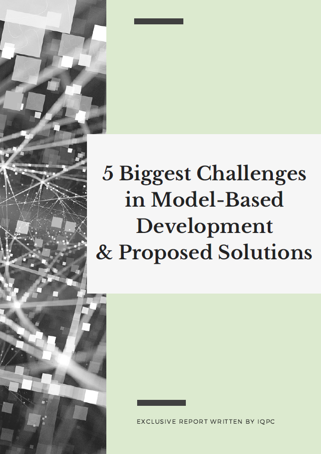 Report on the 5 Biggest Challenges in Model-Based Development