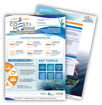 Coast and Marine Structures 2018 - View Final Event Guide