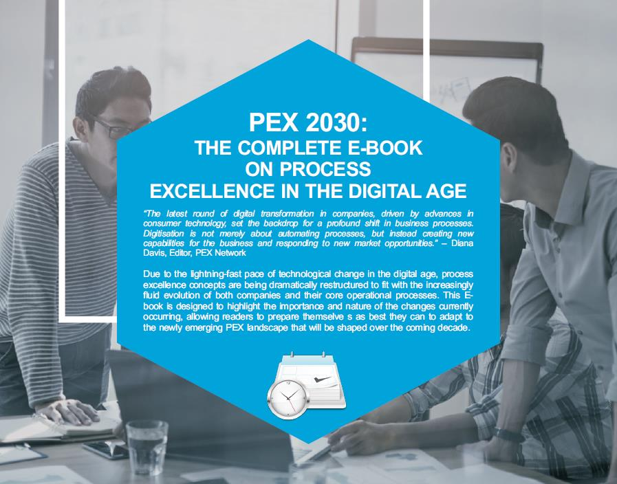 PEX 2030: The Complete E-Book on Process Excellence in the Digital Age