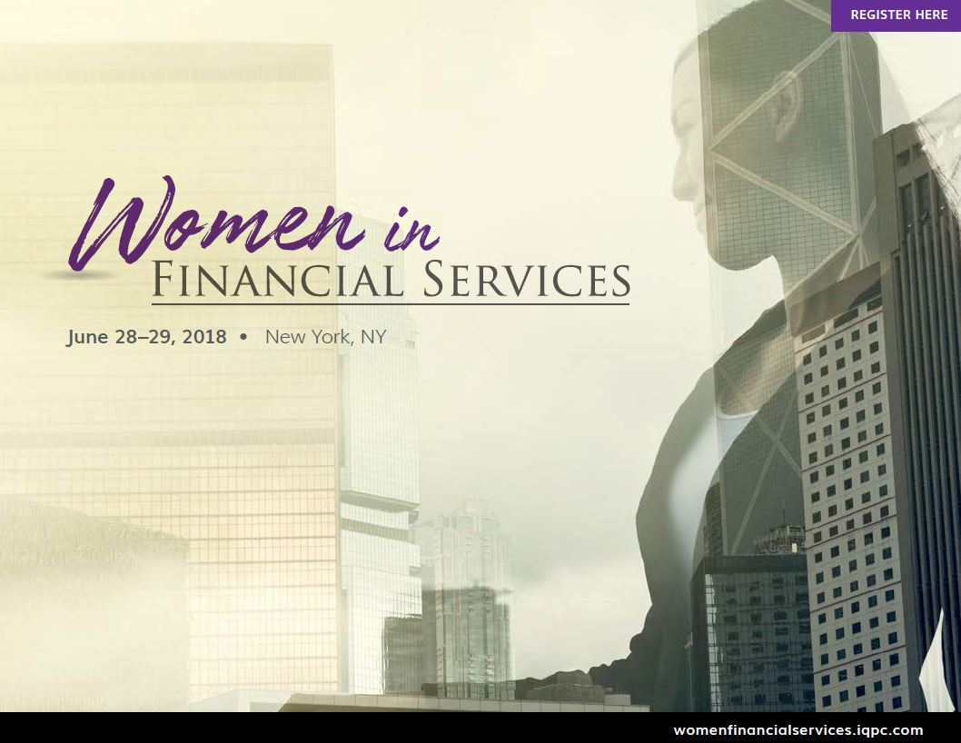 Your first look at Women In Financial Services