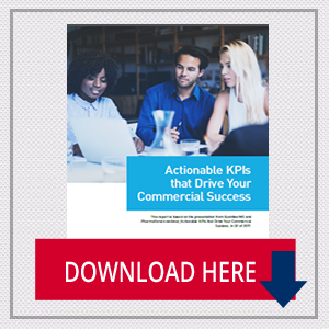 Actionable KPIs that Drive Your Commercial Success