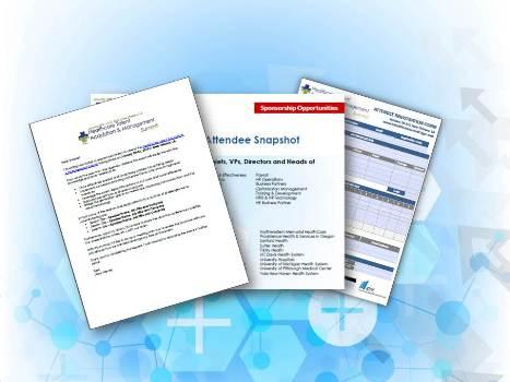 Registration Packet - Healthcare Talent Acquisition & Management Summit