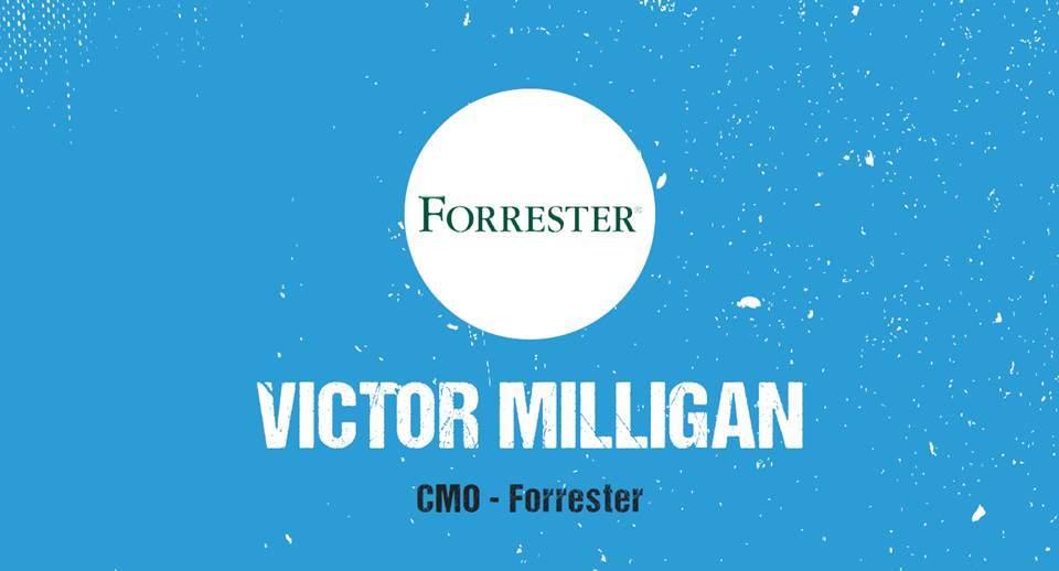 Victor Milligan, CMO - Forrester
