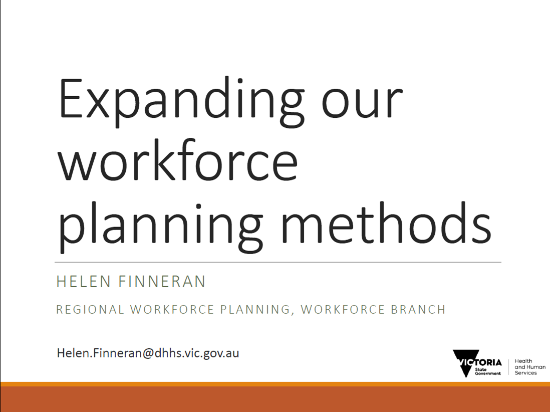 The Use of Workforce Planning to Drive Workforce Innovation