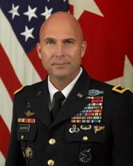 Lieutenant General Joseph Anderson