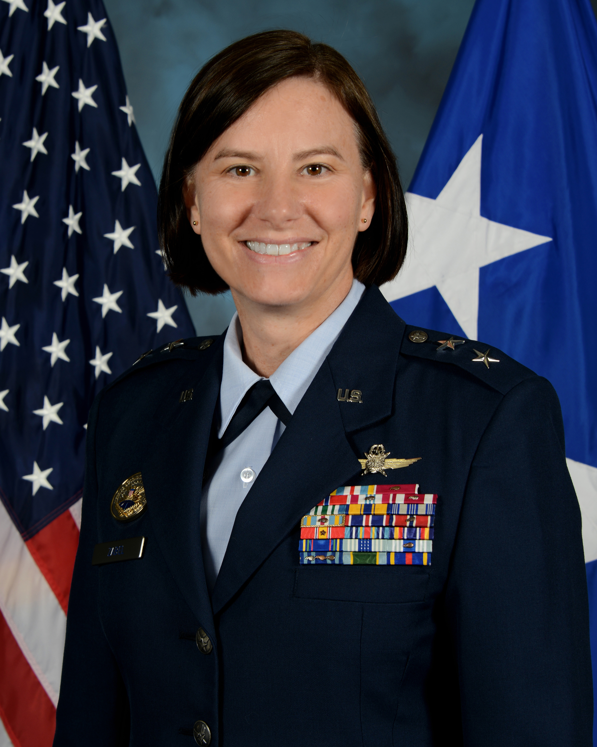 Major General Sara  Zabel