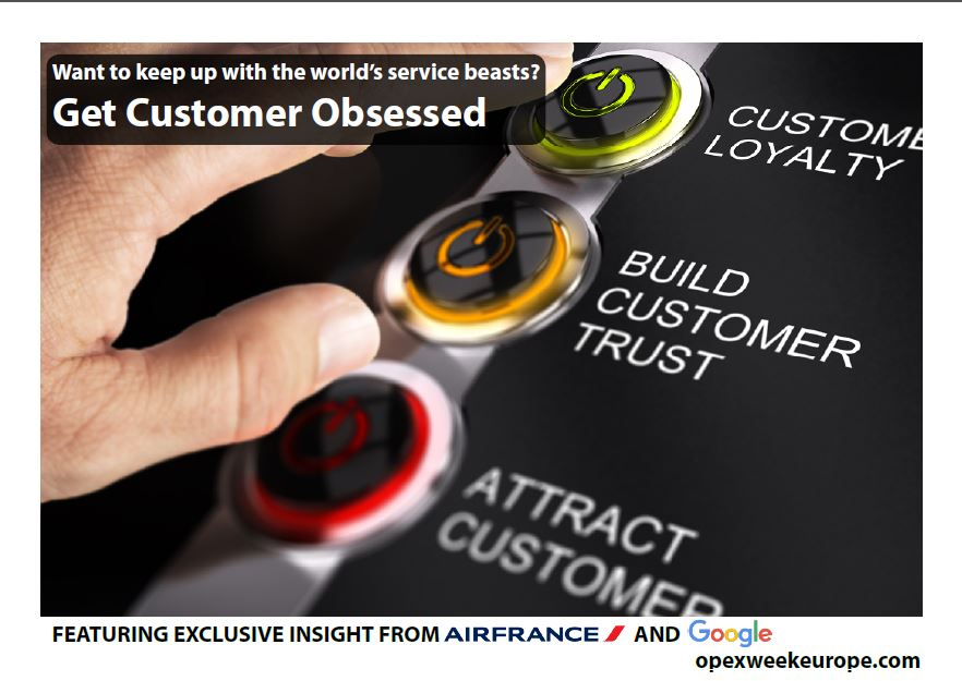 Want to keep up with the world's service beasts? Get customer obsessed