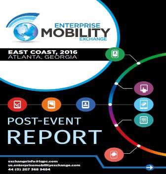 Post Event Report Enterprise Mobility Exchange East Coast 2016