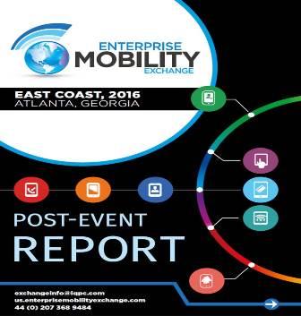 Post Event Report Enterprise Mobility Exchange East Coast 2016