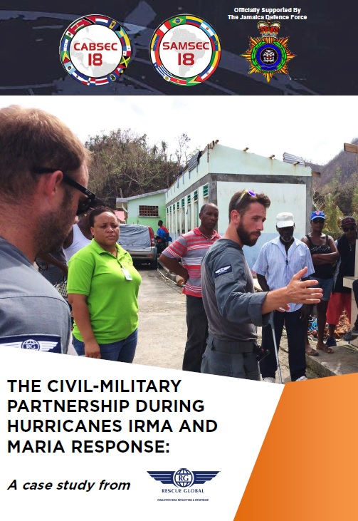 The civil-military partnership during hurricanes Irma and Maria response: A Rescue Global case study