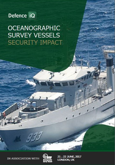 Oceanographic Survey Vessels: Security Impact & National Requirements