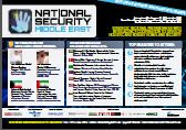 Agenda - National Security Middle East