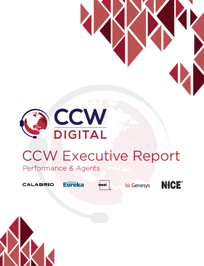 CCW Executive Report Part 2: Performance & Agents
