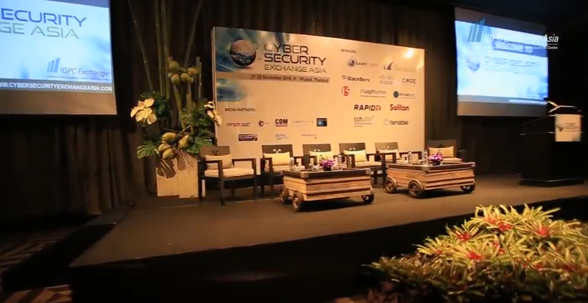 Cyber Security Exchange Asia 2016
