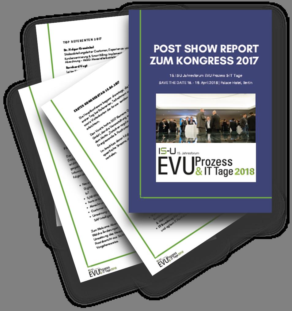 Postshow-Report zum 14. Jahresforum 2017