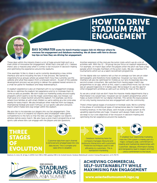 How To Drive Fan Web Engagement