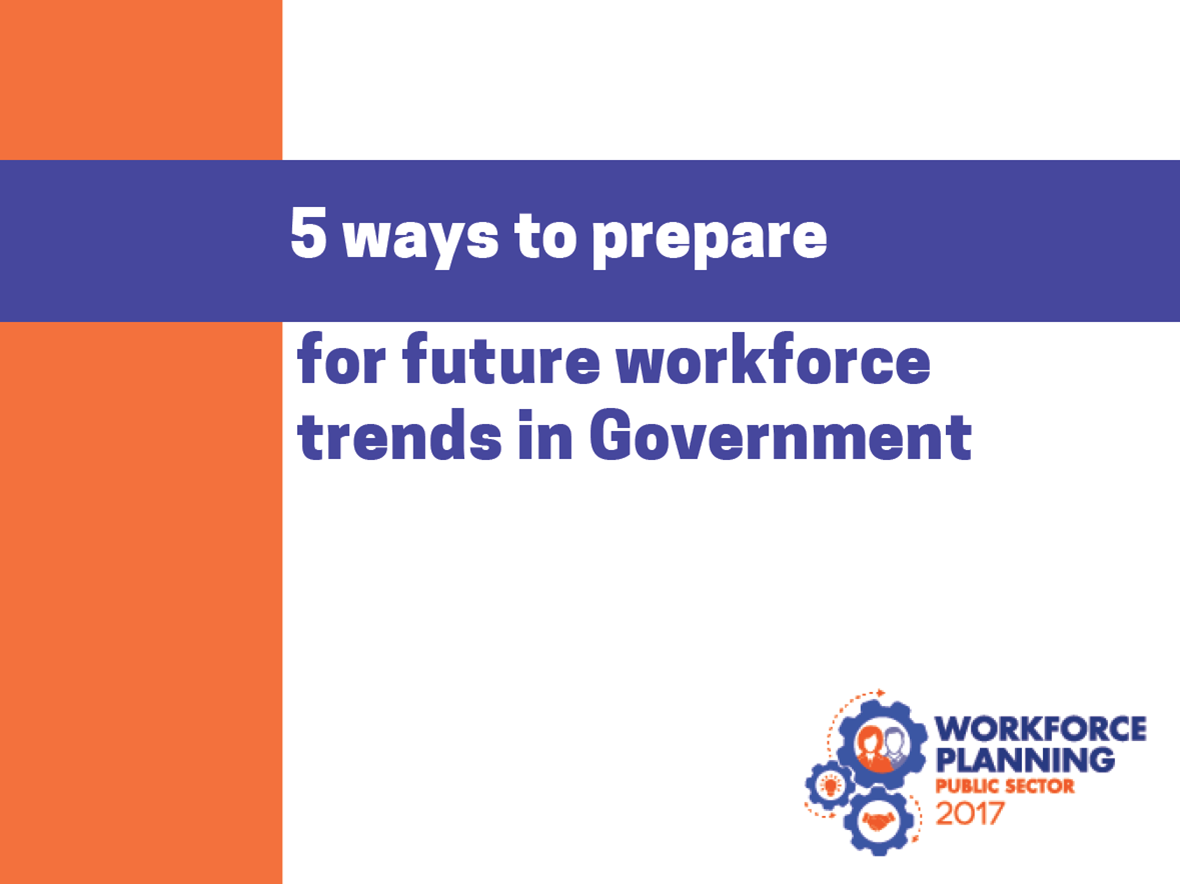 5 ways to prepare for future workforce trends in Government