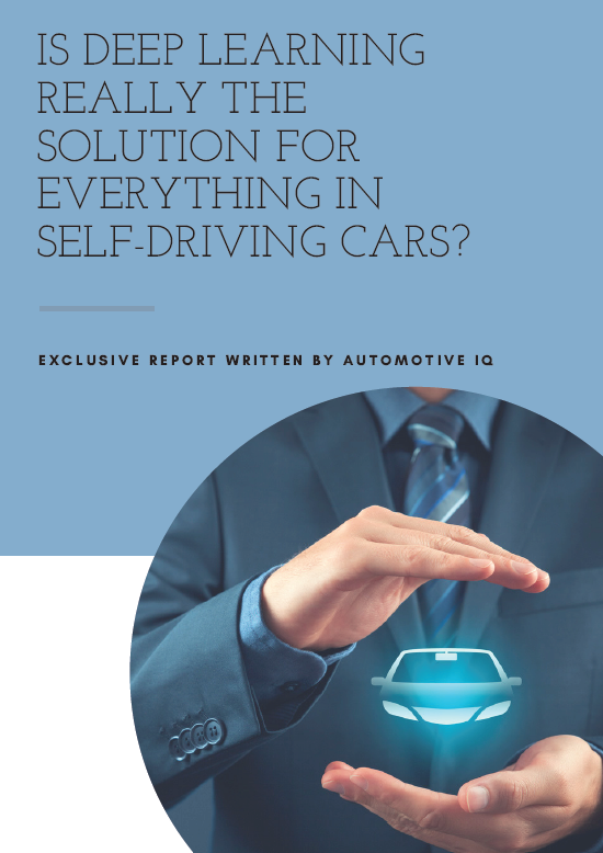 Report on is Deep Learning Really The Solution for Everything in Self-Driving Cars?