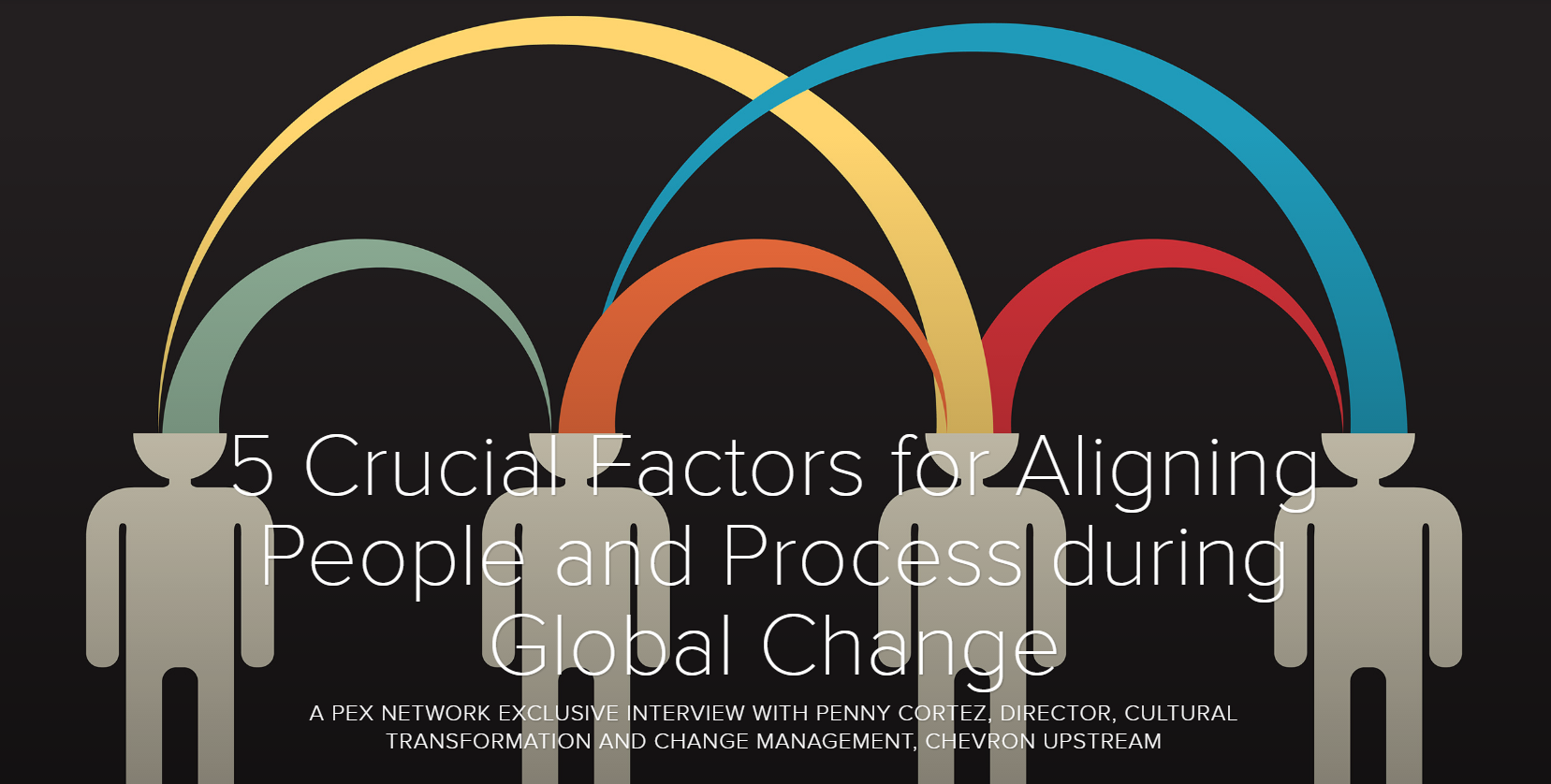 5 Crucial Factors for Aligning People and Process during Global Change