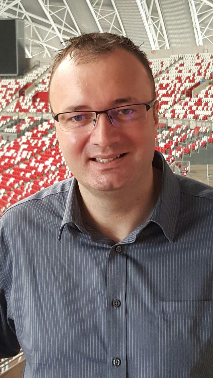 Damian Bush