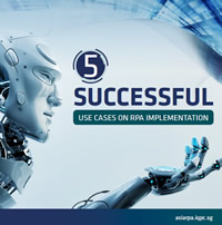 5 Successful Cases on Robotic Process Automation (RPA) Implementation