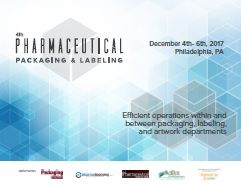 4th Pharmaceutical Packaging & Labeling Forum Agenda