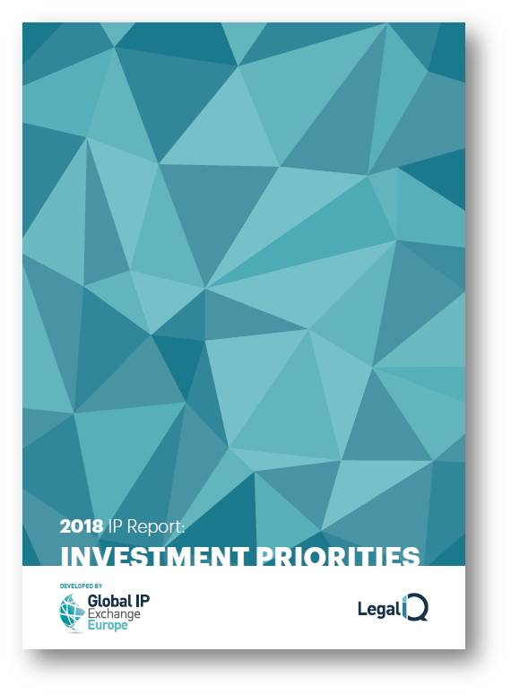 2018 IP Report: Investment Priorities